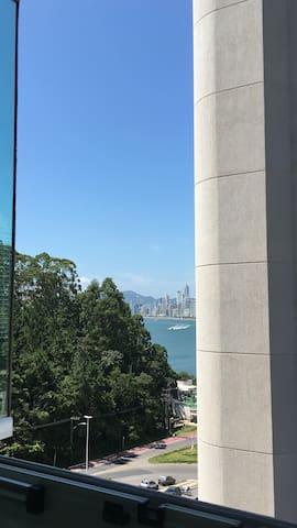 Apart hotel (Loft) Frente ao mar com vista+lazer