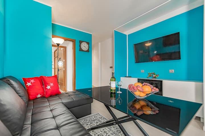 ALCALA, piso nuevo y confort, a 3 min de la playa
