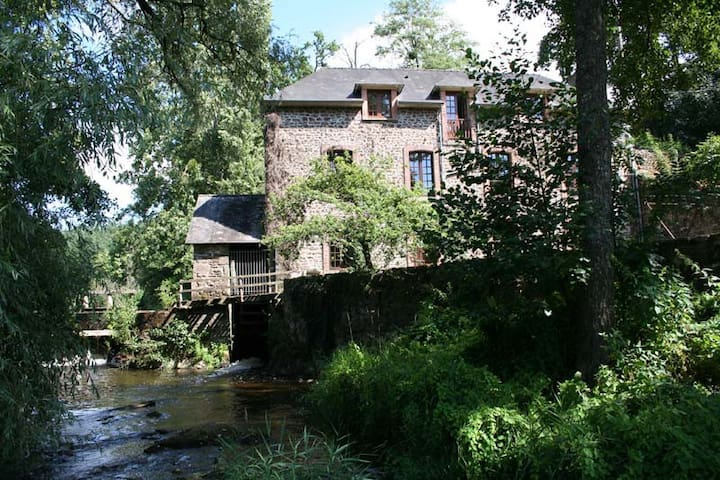 Le moulin de Boistard - Chantrigné - Overig