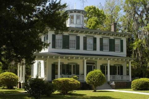 Denham House BNB Blue Room-Monticello/TLH