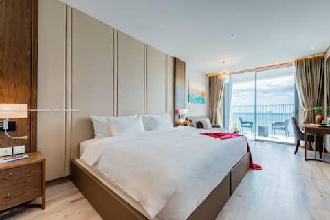 Free Pool&Gym PANORAMA - Suite Luxury Oceanview