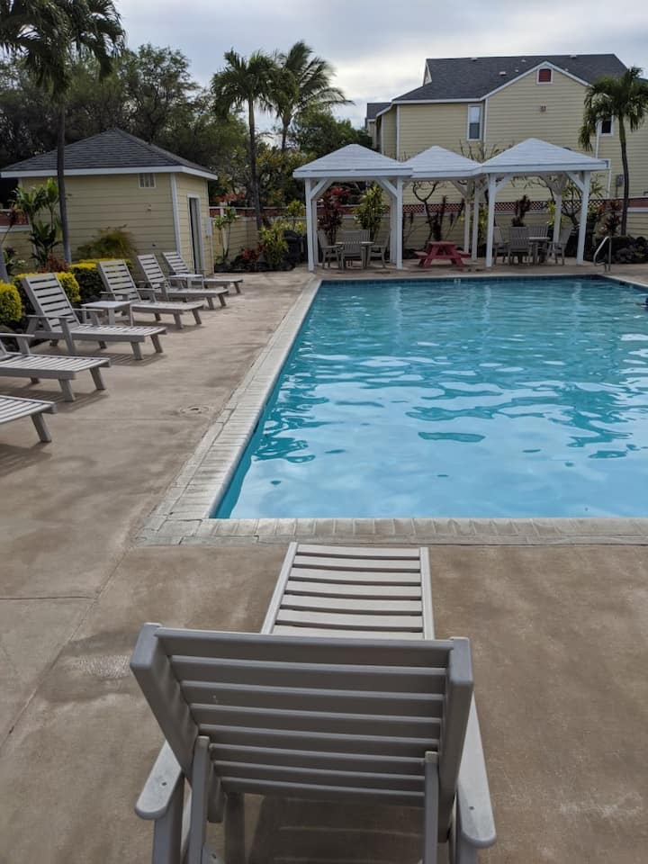 Gated Community in Waikoloa 2 bedrooms and 2 baths