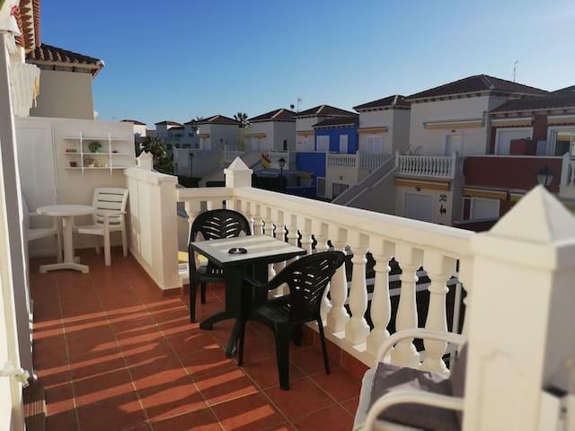 """Apartamento Naturista""""El Playazo de Vera """" Almería"""