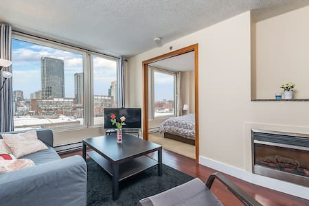 1 BR Spectacular LUXURY Condo Old Montreal - Montréal - Appartement