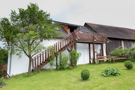 relax na dedine (2 soukromé pokoje) - Priepasné - Loft