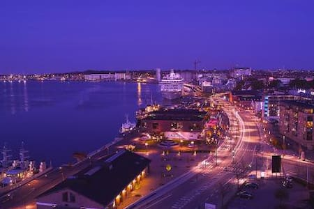 Centrally located flat - Aalborg - Wohnung