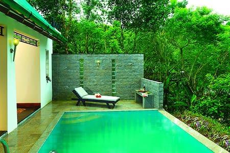 Aanavilasam Luxury Pool Villa - Anavilasam
