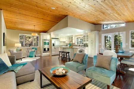 South Lake Tahoe Cabin in the Pines - Haus