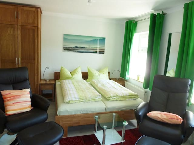 Ferienwohnung in Wiek auf der Ostseeinsel Rügen - Wiek - Apartmen