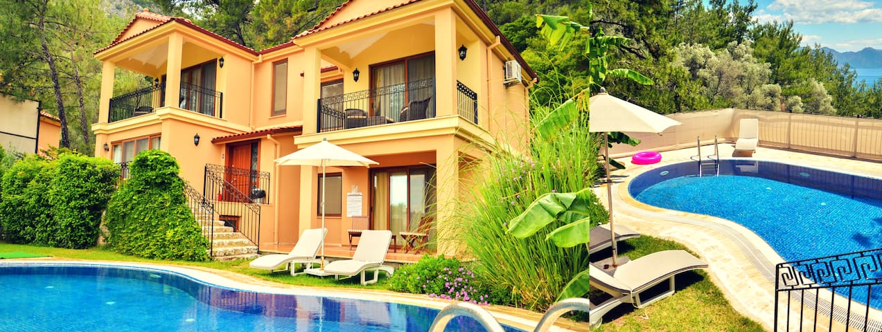 Private Villa at Marmaris Turunç - Marmaris