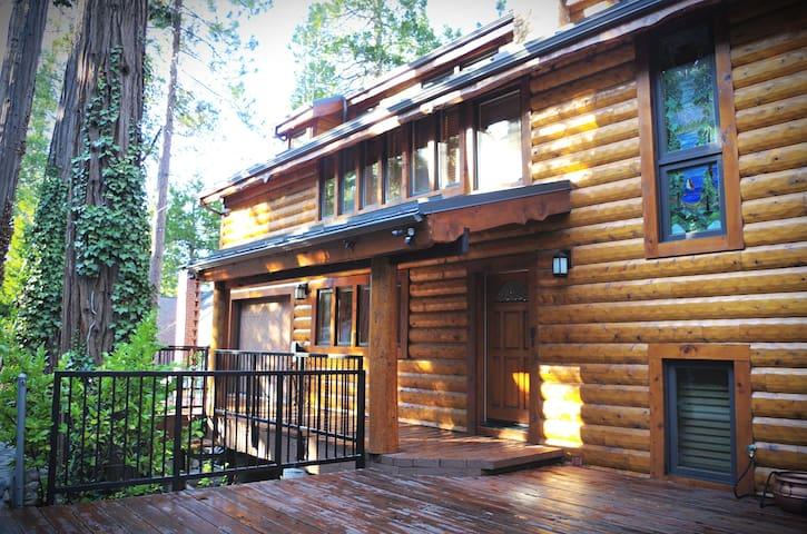 Luxury Cabin Getaway