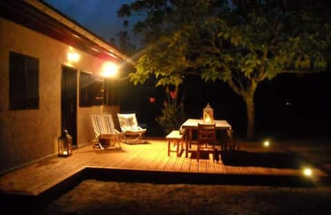 Villa proche lac et océan - Côte landaise