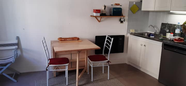 Studio Hendaye,  ideal vacances à pied