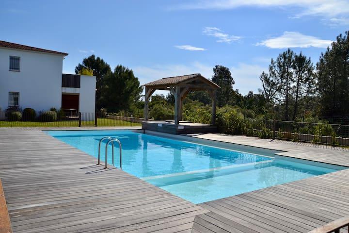 Appartement T2 proche de St Cyprien à Cala Rossa - Lecci - Apartemen