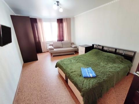 Уютная 1-комн. квартира в ЖК Дубрава