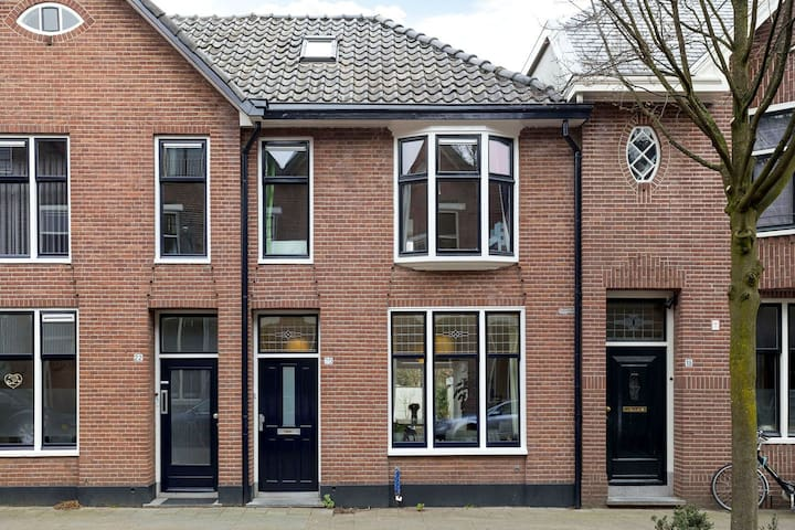 Retro huis in Deventer