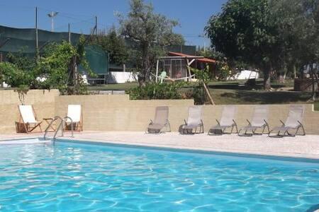 Vakantie Portugal met zwembad - Pinheiro de Coja
