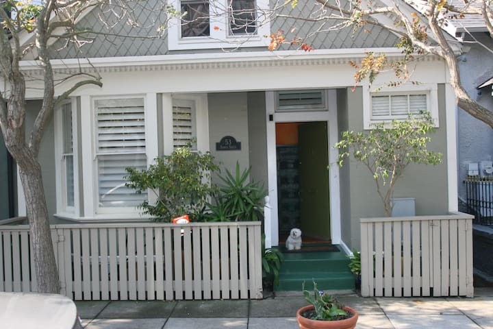19th century Victorian gem in charming Glen Park!