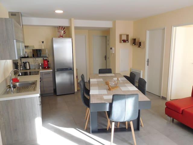 Appartement hyper centre Luz Saint Sauveur - Luz Saint Sauveur - Huoneisto