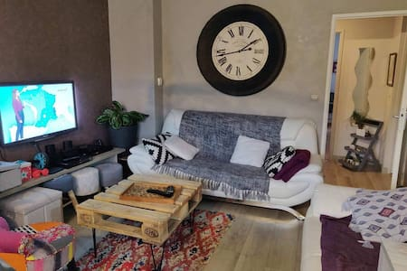 Jolie appartement calme proche commerce