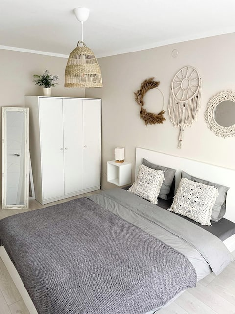 Engurnīca - cozy apartment near to sea