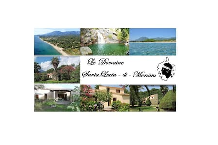 Le Domaine : villa privative T4 - Santa-Lucia-di-Moriani - วิลล่า