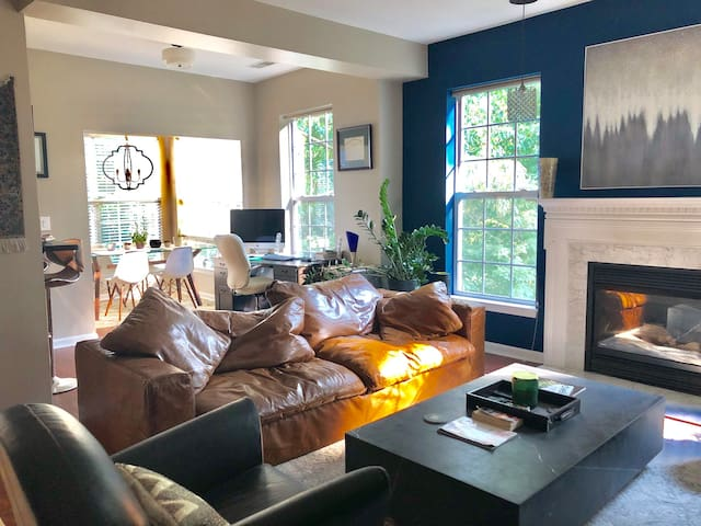 Cozy 2BD/2BA in Alexandria