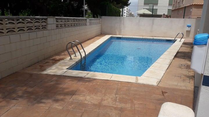 Apartamento en Guardamar de la Safor    -Valencia-