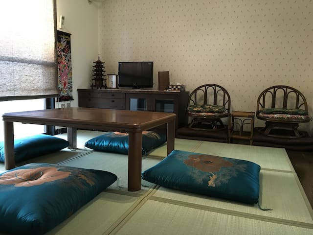 JR Nagoya Station5-minutes Walk Free&pocket Wi-Fi - Nagoya - Apartemen