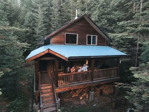Logden Lodge - Gold Cup Cabin