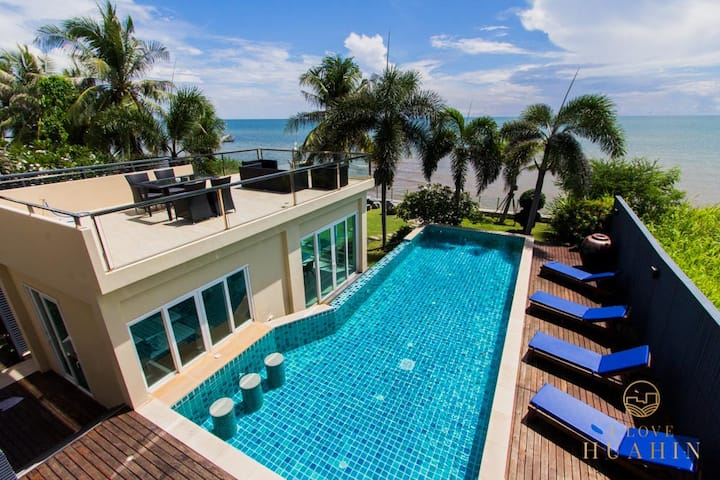 B Haven Beachfront ChaAm-HuaHin