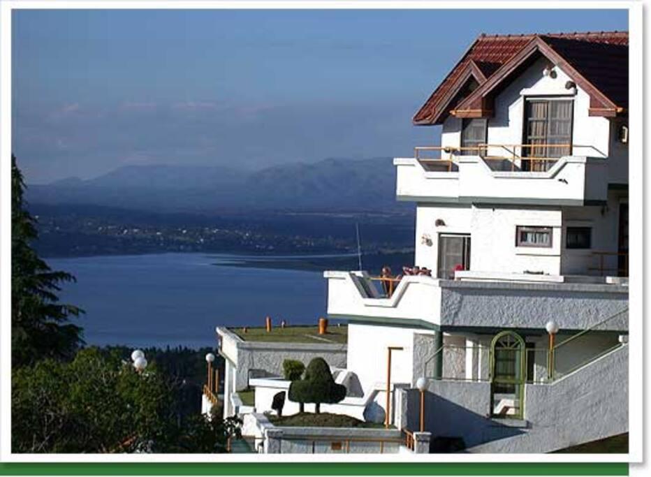 Comodo Balcon c/Vista panora