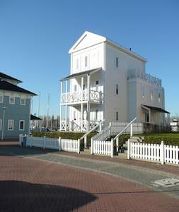 Beach house op fantastische plek - Hellevoetsluis - Huis