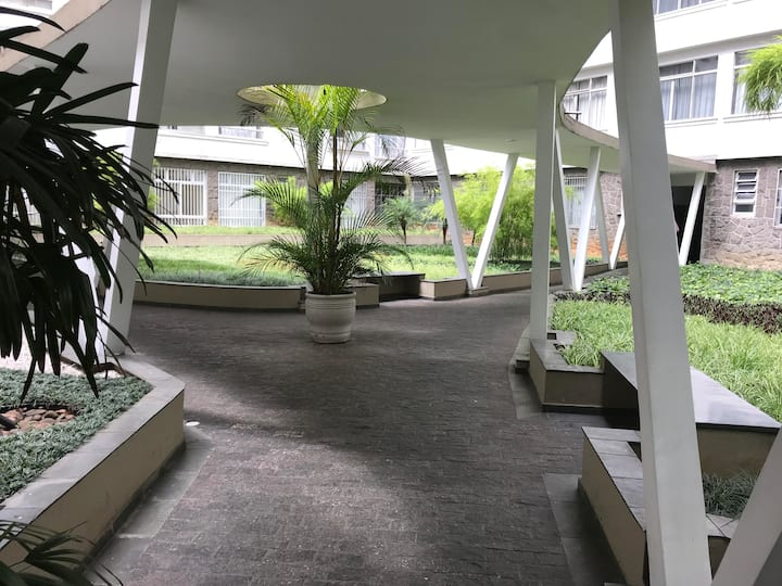 Loft at Paulista Avenue (In the heart of SP)