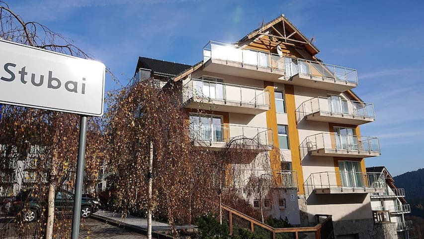 Apartament Stubai Czarna Góra