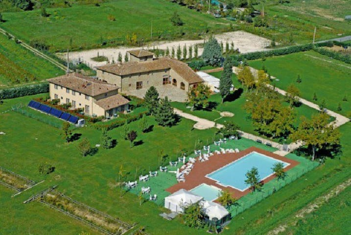 Relais Pian d'Ercole - Pontassieve - Bed & Breakfast
