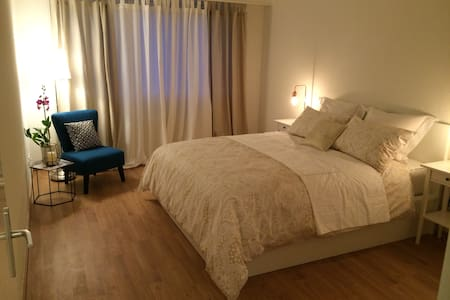 Cozy apartment near Messe Basel - 10 min walk - 巴塞尔 - 公寓