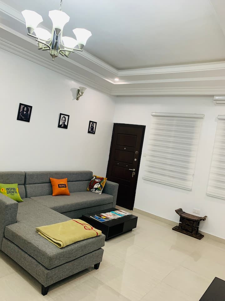 Luxury Apartment in the heartbeat of Lagos