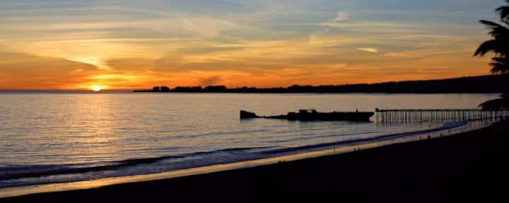 Breathtaking Ocean View, pool, 2 min. walk 2 Beach