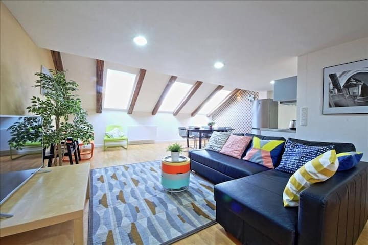 PENTHOUSE in CENTRUM - available