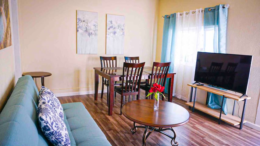 Centrally located 1 room home in Monterey County