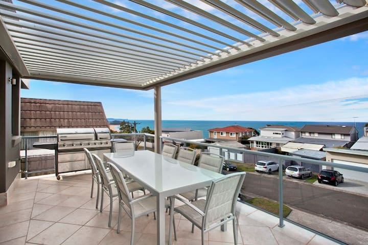 Collaroy Plateau, family home with stunning views - Collaroy Plateau