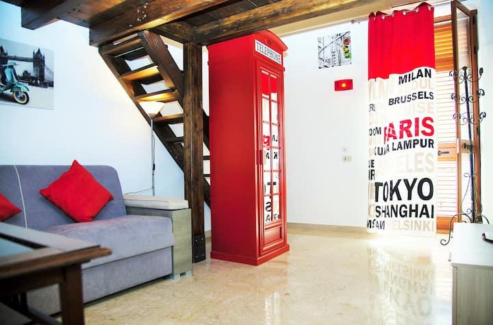 "Le Casuzze Don Carlo, Apartment ""TIVITTI'"""