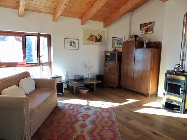 A wonderfull house in Tetti Francesi - Castiglione torinese - Allotjament sostenible a la natura