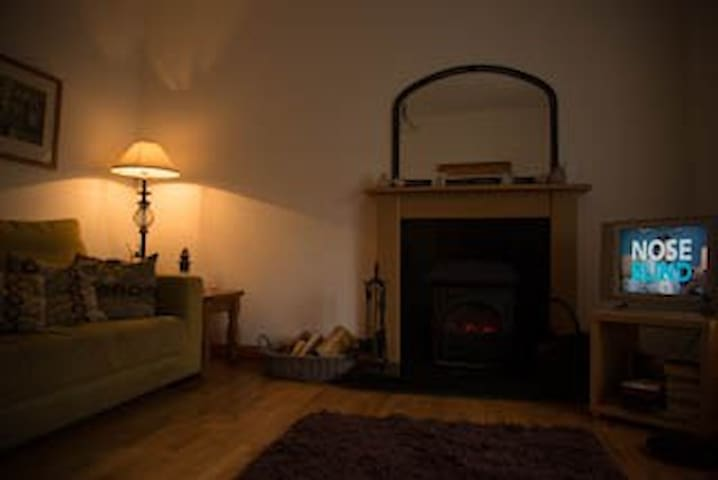 3 bed townhouse in Kilkee on the Wild Atlantic Way