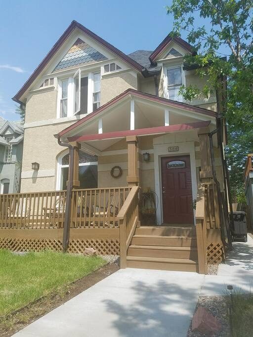 Brand-new remodeled Victorian in central location