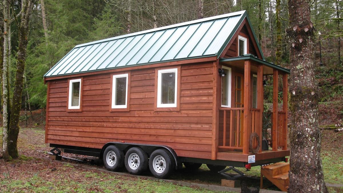 Tiny House on Wheels near Mt BakerHouses for Rent in Deming