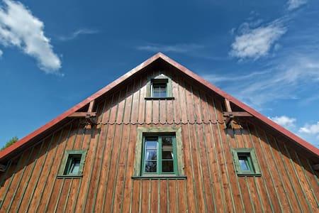 Schöne Wohnung in den Bergen in Polen