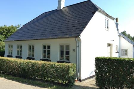 Nice little house on Ærø Island