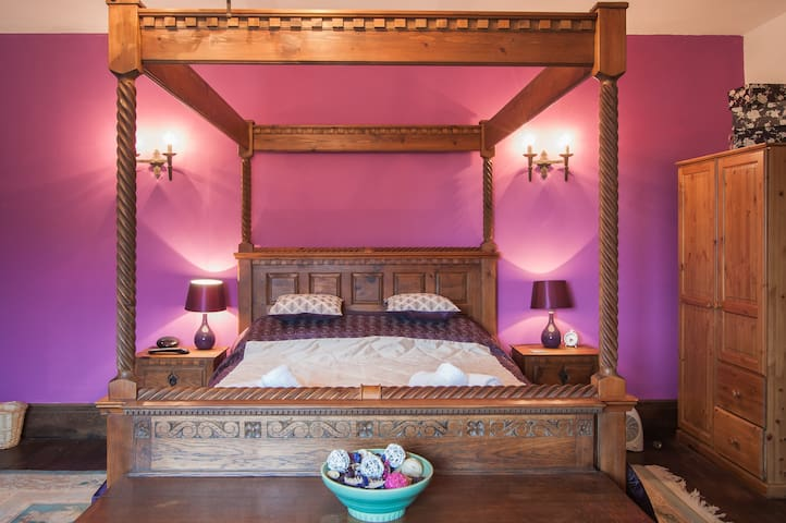 Boreat Manor - B&B - Umberleigh - Bed & Breakfast